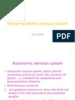 Autonomic Parasymp Print