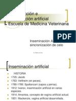 IA9-Inseminación artificial y sincronización de celo