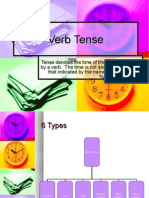 Abailey Verb Tense
