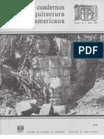 Cuadernos de Arquitectura Mesoamericana.10