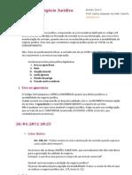 D. Civil II (25-04) - Defeitos do Negócio Jurídico