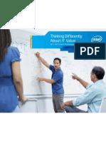 2011-2012 Intel IT Performance Report APR