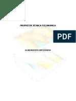 Propuesta Elaboracion Cartografia