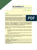 Lecturas de Auditoría
