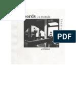 BORDS DU MONDE 1997