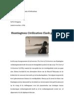 Essay - Huntingtons Civilization Crash