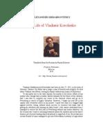 Life of Vladimir Korolenko