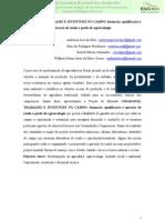 CIDADANIA, TRABALHO E JUVENTUDE NO CAMPO formação, qualificação e