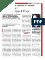 9ème Circonscription des Français de l'étranger Doukali Amirshahi