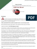 CHDK User Manual - CHDK Wiki