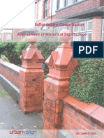 North Staffordshire Report on Buildings