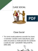 Clase Social-clase 3