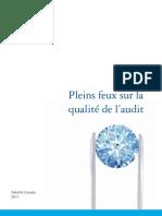 CA Fr Audit Focus Quality 110511
