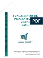 Visual Basic UPV Quimica 2007