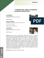 Ej810610 Tendencies of International Career of Romanian
