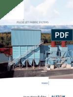 Alstom Pulse Jet Filter