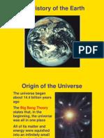 Earth Evolution