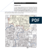 Lutz Community Planning Area Adopted Cp With Proposed Changes