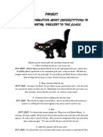 Collect Information About Superstitions in Your Country
