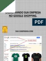 Cadastrando Sua Empresa No Google Shopping
