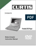 Curtis Dvd Player