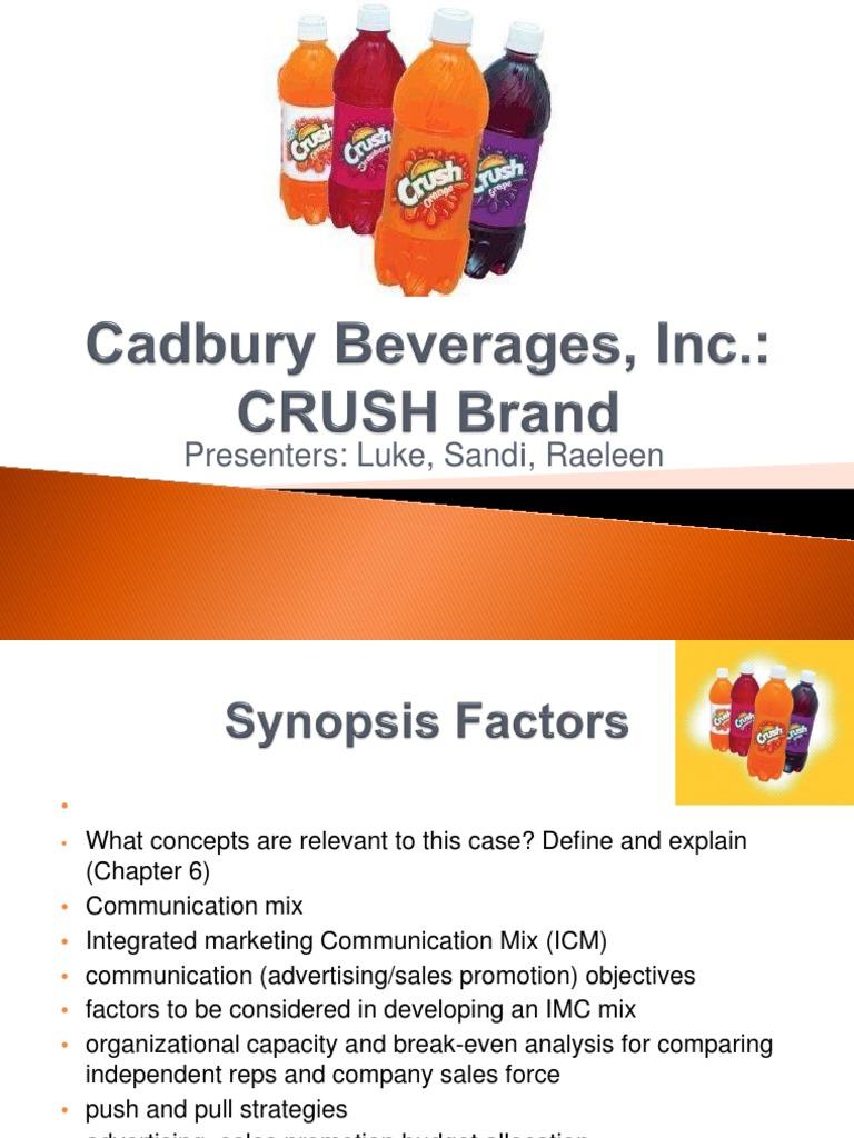 cadbury beverages
