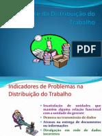 Analise Da Distribuicao Do Trabalho