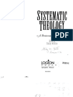 Theology berkhof systematic pdf louis