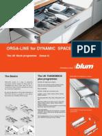 Orga Line Dynamic Space Programme