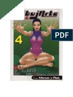 Dibujarte Book 4 - Manos y Pies