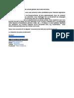 Questions à Patrick Devedjian 14/05/2012