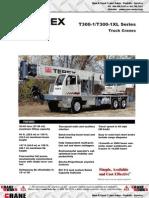 t340-1xl - Truck Crane