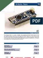 Arduino Nano ATM328