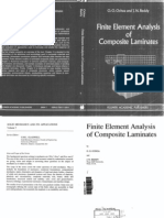 1992 Ochoa & Reddy - Finite Element Analysis of Composite Laminates