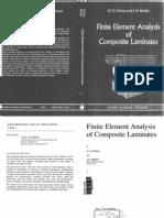 1992 Ochoa & Reddy - Finite Element Analysis of Composite Laminates
