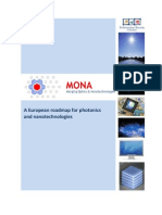 Roadmap for Photonics & Nanotech_MONA