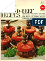 Family Circle Great Ground-Beef Recipes