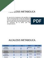 ALCALOSIS METABOLICA