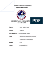 informe 2 de concentra