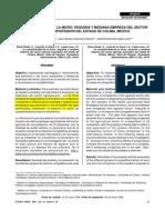 competitividad de la micro, peque+¦a y mediana empresa1