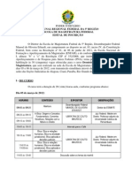 Edital Curso Deontologia Etica ESMAFE