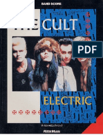 The Cult - Electric Guitar Tabs
