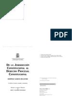 Delajurisdiccion Al Derecho Procesal Constitucional