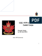 presentation cgg 1979 centennial cadet corps to parents
