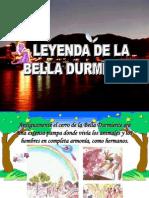 Leyenda de La Bella Durmiente - Tingo Maria