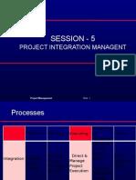 Session 5 - Integration Mangement - 2