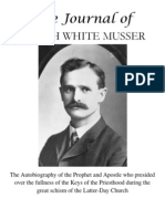 The Journal of Joseph White Musser