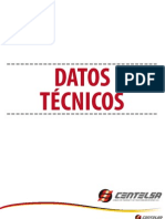 datos tecnicos centelsa