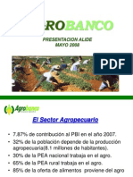 Agric 03 Rodolfo Weiss Agrobanco