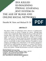Stern Willits 2011 SocialmediakilledLMS